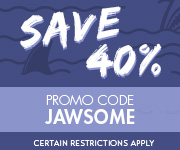 Save with promo code JAWSOME